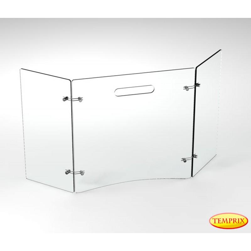 funkenschutz brilliant klarglas. Black Bedroom Furniture Sets. Home Design Ideas