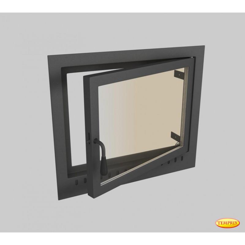 kamint r glas funkenschutzt r offener kamin feuerfest nachr sten ofent r borkum ebay. Black Bedroom Furniture Sets. Home Design Ideas