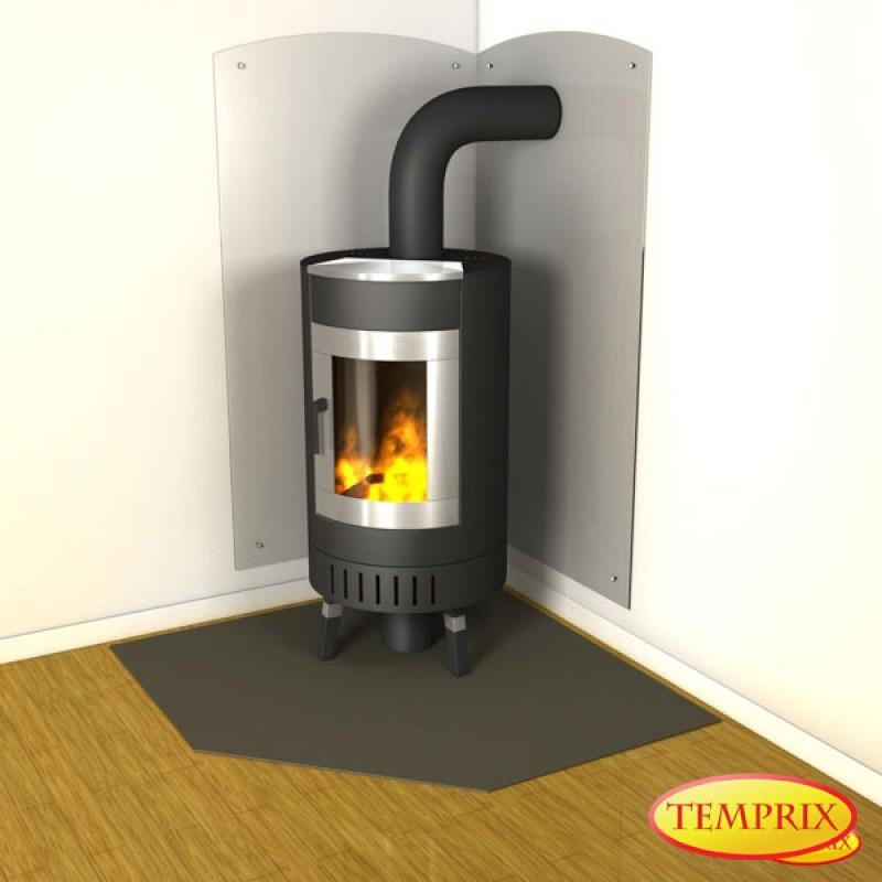 bodenplatte stahl grau wunschformat s1. Black Bedroom Furniture Sets. Home Design Ideas