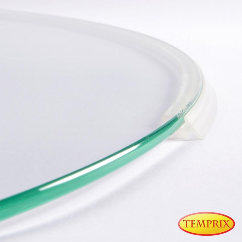 Top Schmutzdichtung für Kaminbodenplatten aus Glas RM91